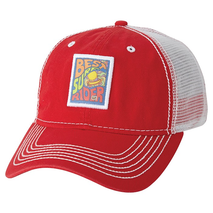Vintage Mesh Hat – Public Relations 245c054aef0
