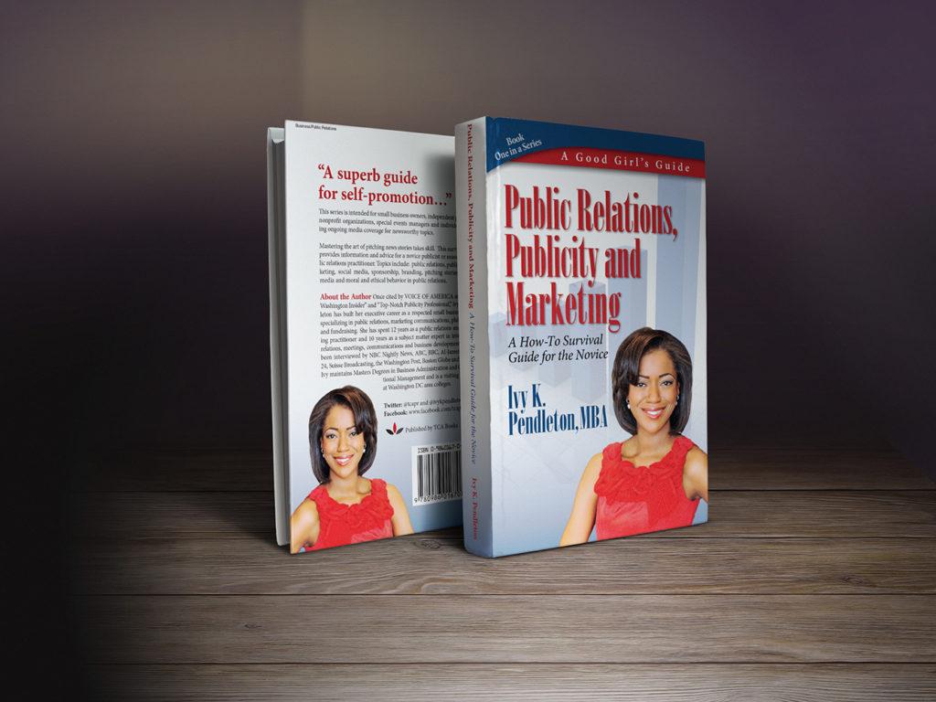 Ivy Pendleton PR Book