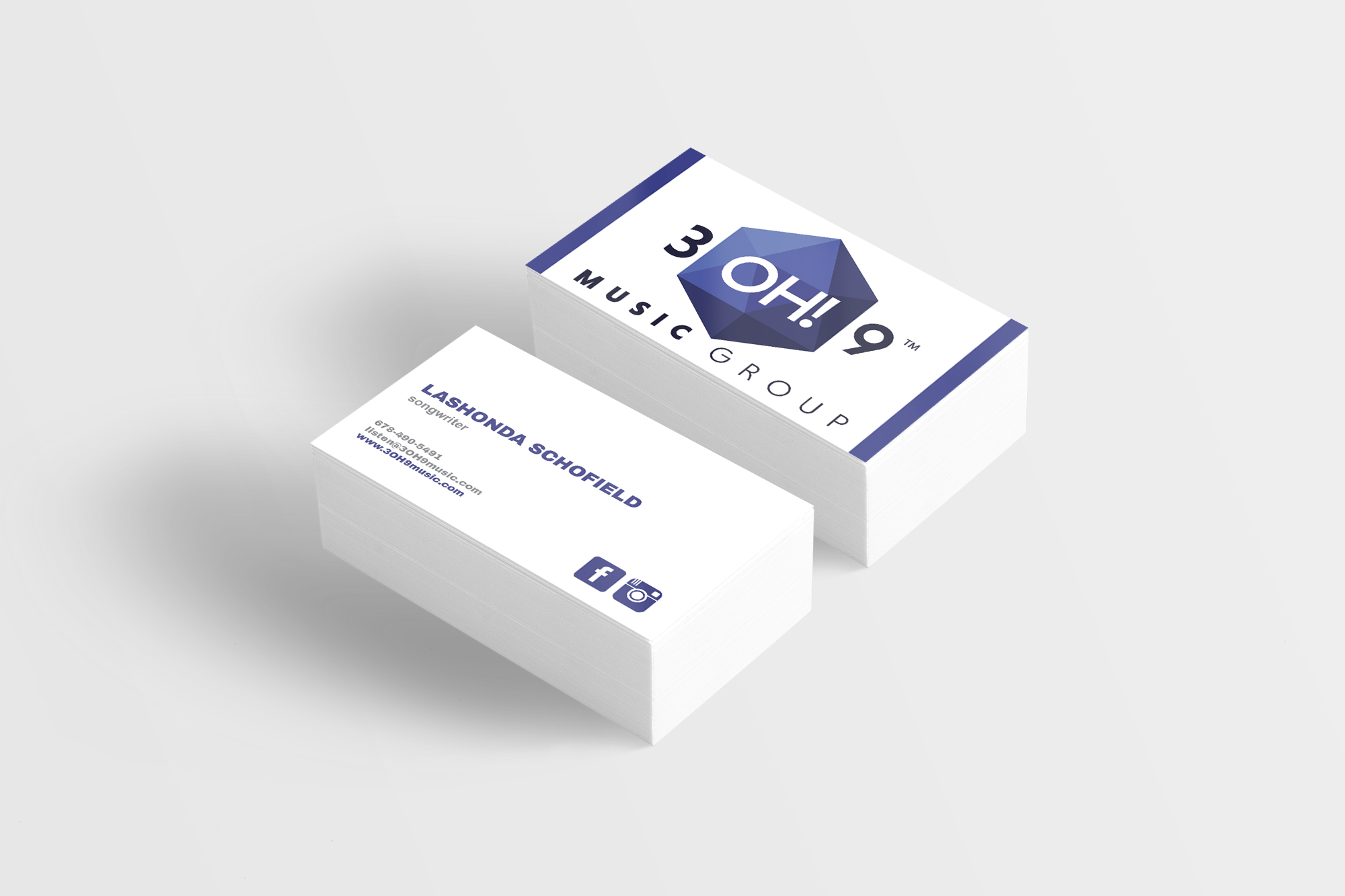 Business Cards – Public Relations, Marketing, Publicity, Logo ...