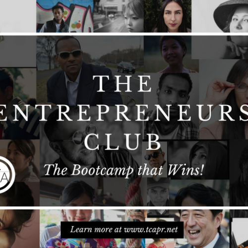 The Entrepreneurs Club by TCA