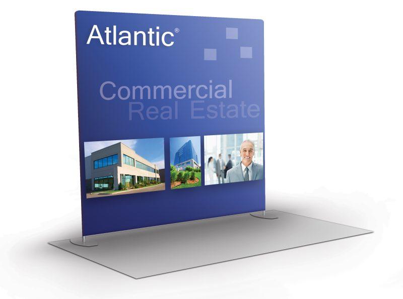 Tradeshow Backdrop Printing Real Estate