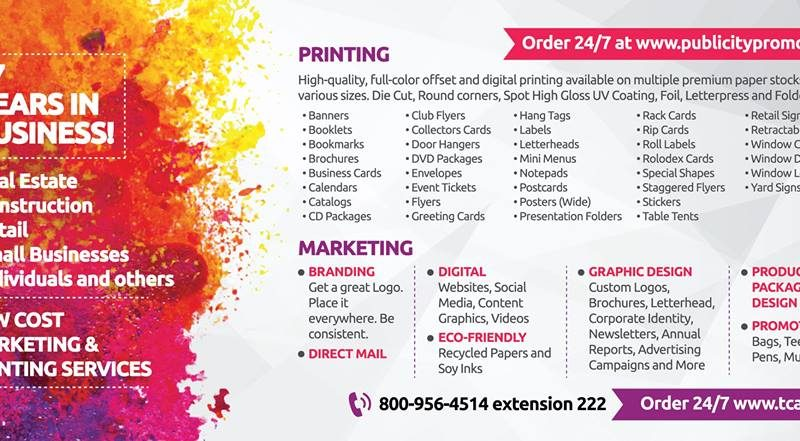 Low Cost Graphic Design Services Washington DC